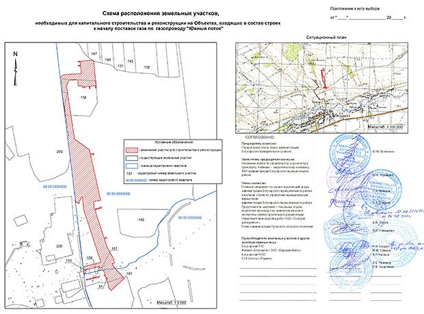 Схема продаж земельных участков фото 521